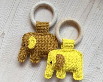 hekleoppskrift elefant