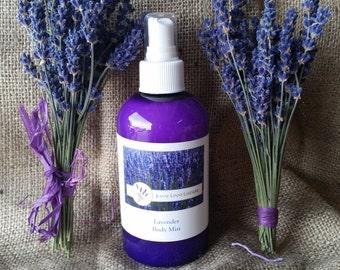 Lavender Mist Spray 8 oz