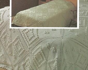 Afghanische Stricken Neue Traditionen Pdf Werfen Bett Decken Etsy