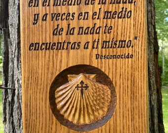 """Camino de Santiago ~ Spanish Version  """"Sometimes in the middle of nowhere…."""" #533"""