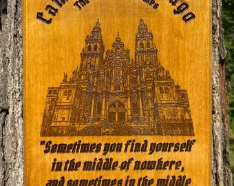 Camino Cathedral  #523