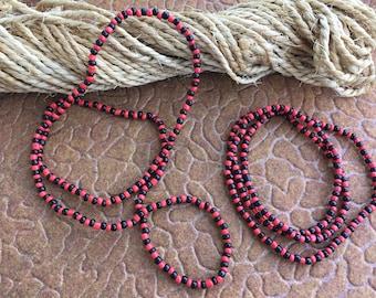 Orisha Elegua Collar Eleke, Ifa Yoruba, Eleggua Necklace Eleke Santeria Ifa Yoruba Elegua Protection
