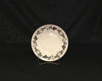 Royal Doulton ''Burgundy'' Bread and Butter Plate.  6-5/8''  (CGP-1134)