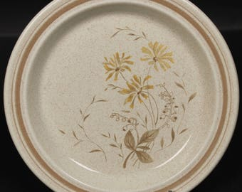 Royal Doulton ''Sandsprite'' Bread and Butter Plate.  6-5/8'' and has the double line on rim.  (CGP-1660)