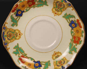 """John Maddock & Sons """"Cairo or Minerva"""" Saucer from England.  5-3/4""""  (CGP-1639)"""