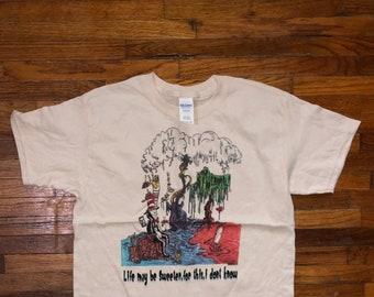63f6abb6a Crazy Fingers Inspired grateful dead lot shirt