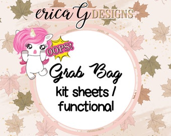 NO COUPONS! Oops Grab Bag - Kits/Functional