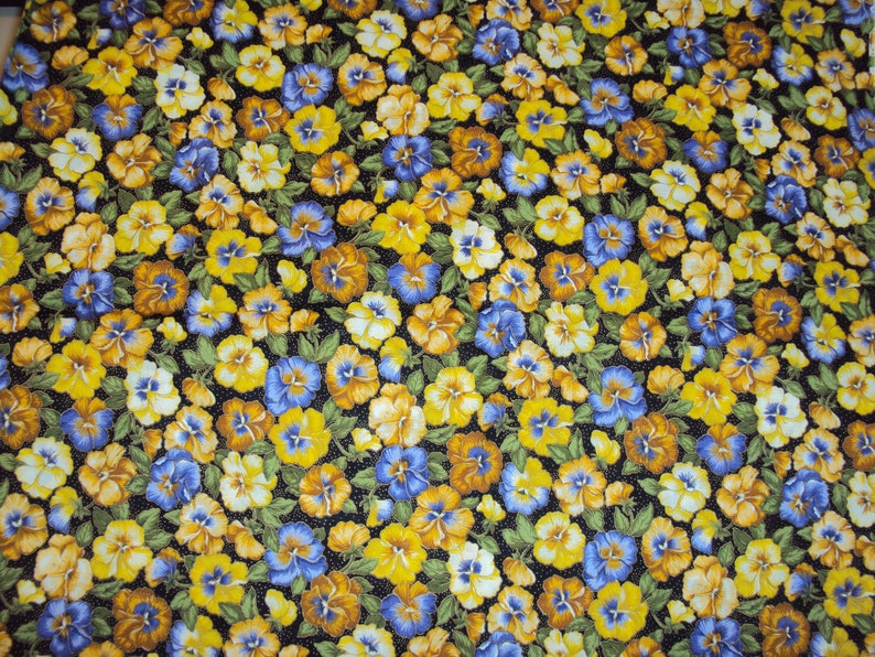 Pansey Fabric