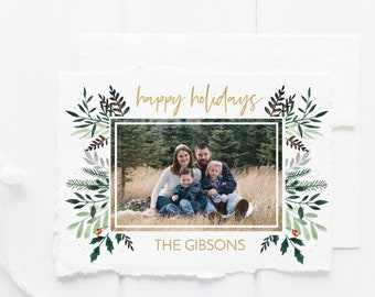christmas card photo template holiday card template photo funny christmas card template editable instant download happy holidays card
