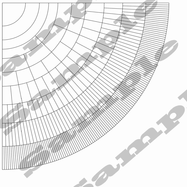 10 generation blank tree chart