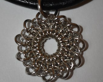 Sterling Silver Pendant, Silver Jewelry, Silver Pendant, made in USA,