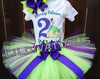 Princess tiana party | Etsy