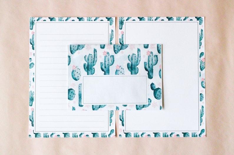 letter stationery set stationery set tropical writing paper writing paper Letter writing set