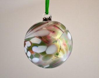 1a Hand Blown Glass Friendship Ball