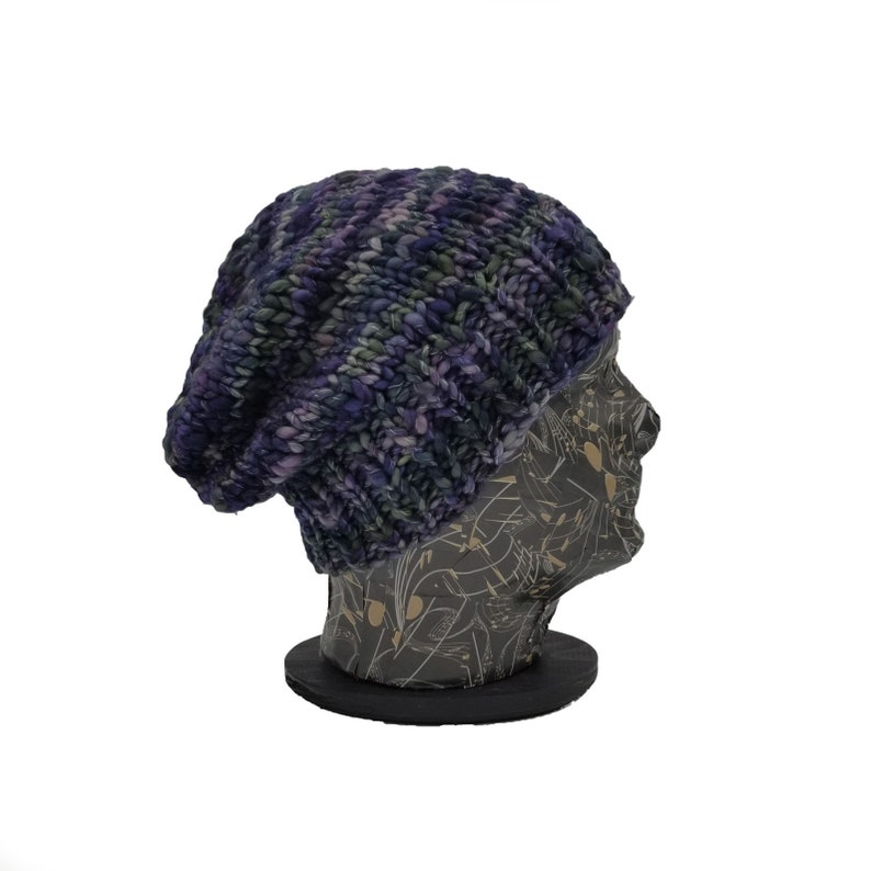 7b323f49325 Slouchy Beanie Winter Hat Merino Wool Hat Winter Accessory | Etsy