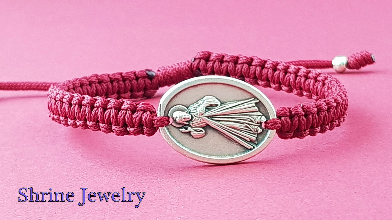 Jesus I trust in You handwoven bracelet   Etsy