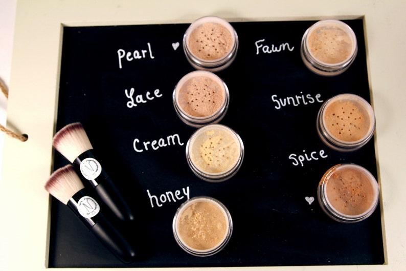 Cream Loose Mineral Powder image 0