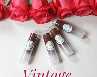 Vintage Rose Tinted Lip Balm