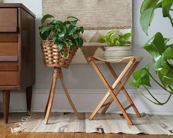 Wood Plant Stand, Wicker Plant Stand Planter Vintage Plant Stand Plant Stand Indoor, Tall Plant Stand Wooden Plant Stand Plant Stand Outdoor