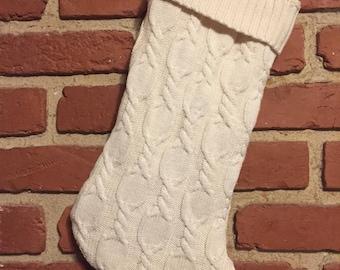 sweater christmas stocking - Sweater Christmas Stockings