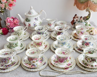 Vintage Tea Time By Niw