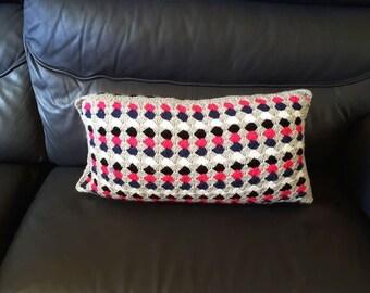 Flower Cushion Blooming Throw Pastel Cushion Decorative Etsy
