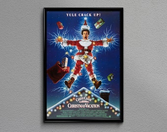 National Lampoon's Christmas Vacation Movie Poster | MOVAF8156