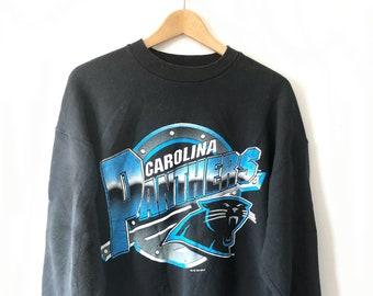 5dca95372 Vintage Carolina Panthers Crewneck Sweatshirt