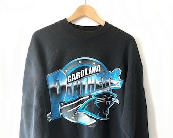 8333e92a8 Vintage Carolina Panthers Crewneck Sweatshirt