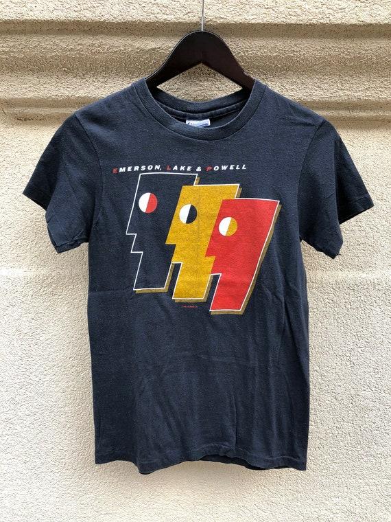 Vintage 80's Emerson, Lake & Powell T-shirt