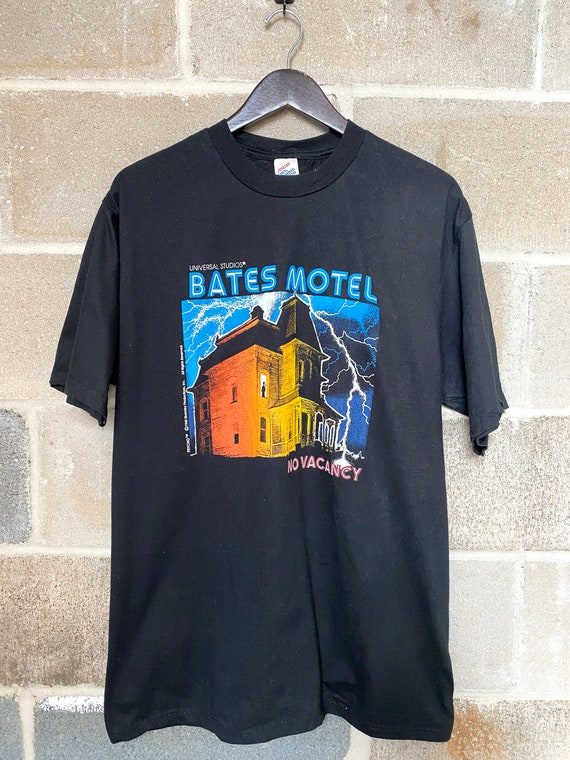 Vintage Bates Motel Movie Promo T-shirt