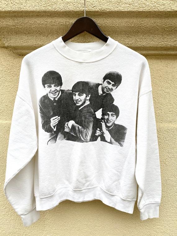Vintage 90's Beatles Sweatshirt
