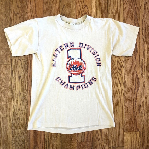 Vintage 80's New York Mets Easter Division Champio