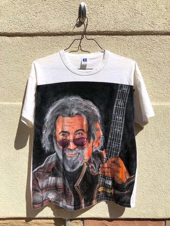 Vintage 90's Jerry Garcia Grateful Dead One-of-a-K
