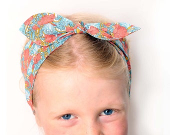 Hair Accessories Kids' Clothing, Shoes & Accs Newborn Baby Girl Bow Head Wrap Turban Top Knot Headband Hair Bands Accessories Exquisite Traditional Embroidery Art