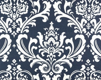 Premier Prints Ozbourne in Blue Twill Home Decor fabric, 1 yard