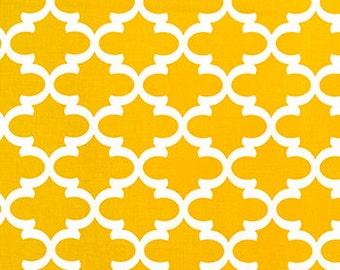 Premier Prints Fulton in Corn Yellow 7 oz Cotton Home Decor fabric, 1 yard