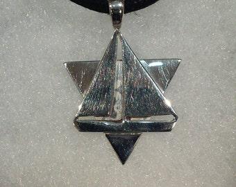 Sailboat Star of David