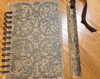 Journal Made From Old Book