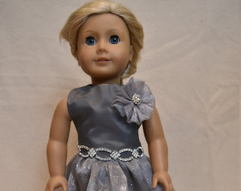 Evening Gown/Prom Dress fits American Girl Dolls