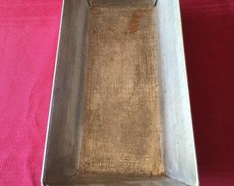 Vintage Ekco Long Loaf Pan