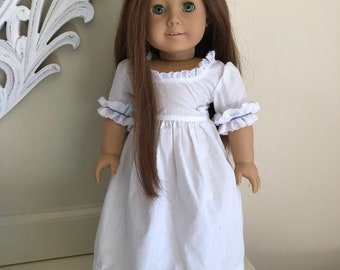 6eb509499ab4 Pleasant Company Felicity Doll American Girl Doll with White Dress