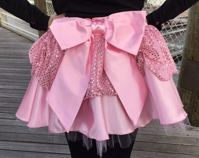 READY TO SHIP / Once Upon A Dream Princess Running Tutu Skirt inspired by Disney's Sleeping Beauty