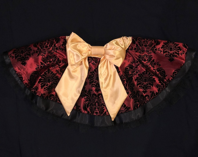 READY TO SHIP / Twilight in Hollywood Running Tutu Skirt inspired by Disney's Tower of Terror