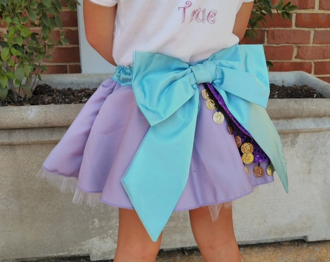 Boho Parisienne Girls' Princess Tutu Skirt Inspired By Esmerelda
