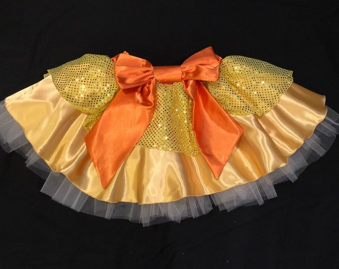 READY TO SHIP / Everything the Light Touches Tutu Running Skirt inspired by The Lion King