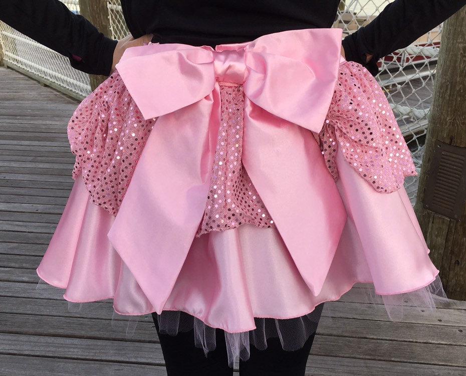 READY TO SHIP  Proven\u00e7al Dream Princess Tutu Running Skirt inspired by Disney\u2019s Beauty and the Beast