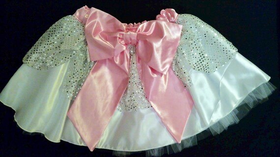 PREORDER / Ladies Don't Start Fights running tutu skirt Inspired by The Aristocats Marie