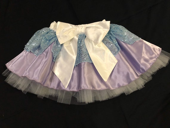 PREORDER / A Royal Journey princess running tutu skirt inspired by Disney's Frozen 2