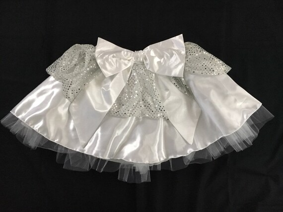 PREORDER / Happily Ever After Princess Bride Running Tutu Skirt